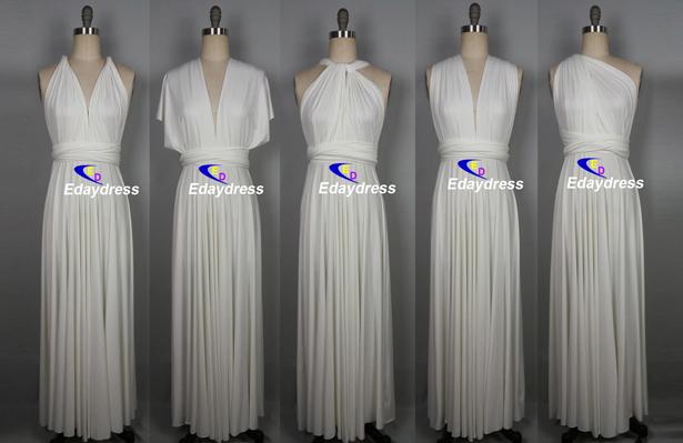 259bf6f15b Weddings Clothing Dresses bridesmaid dress infinity dress convertible dress  wrap dress wedding dress prom dress long grape purple royal blue dress long  ...