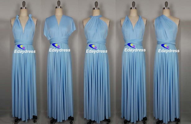 Weddings Clothing Dresses Bridesmaid dress infinity dress ...