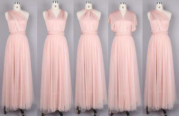 7c23039c0587 Tulle Overlay Skirt InfinityWrap Dresses Bridesmaid Dresses Wedding ...